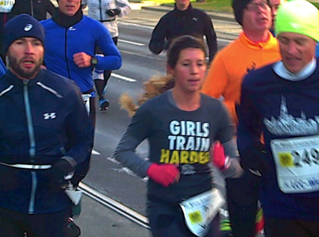 Girls Train Harder (31.12.2015)