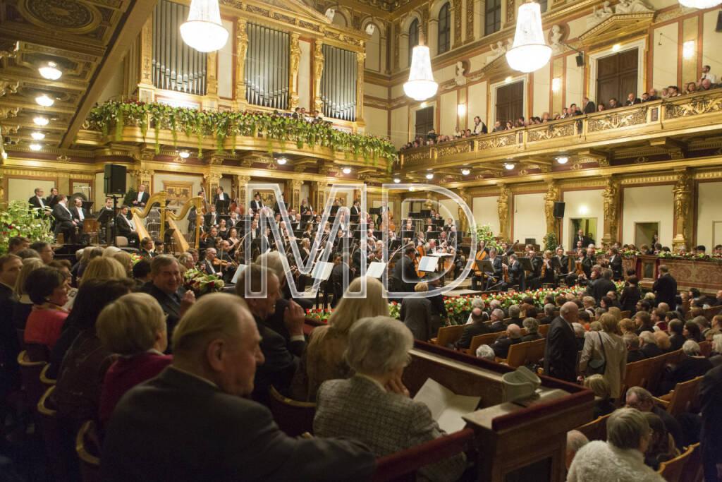 Großer Musikvereinssaal, Frühling in Wien, Wiener Symphoniker, © Martina Draper (01.04.2013)