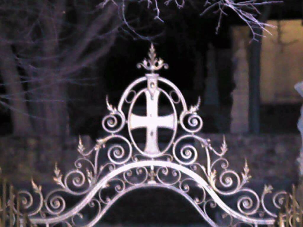 Stift Heiligenkreuz Kreuz (02.01.2016)