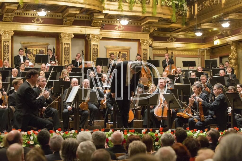Fabio Luisi  (Chefdirigent Wiener Symphoniker), © Martina Draper (01.04.2013)