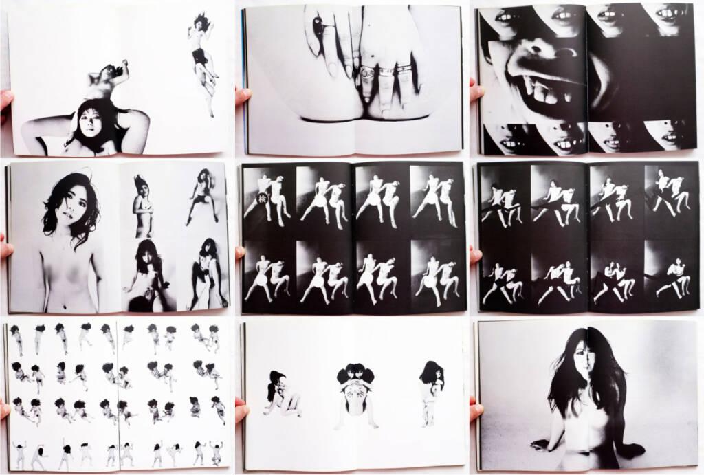 Nobuyoshi Araki - Oh Nippon (荒木経惟 おー日本), Miki Shuppan 1971, Beispielseiten, sample spreads - http://josefchladek.com/book/nobuyoshi_araki_-_oh_nippon_荒木経惟_おー日本, © (c) josefchladek.com (03.01.2016)