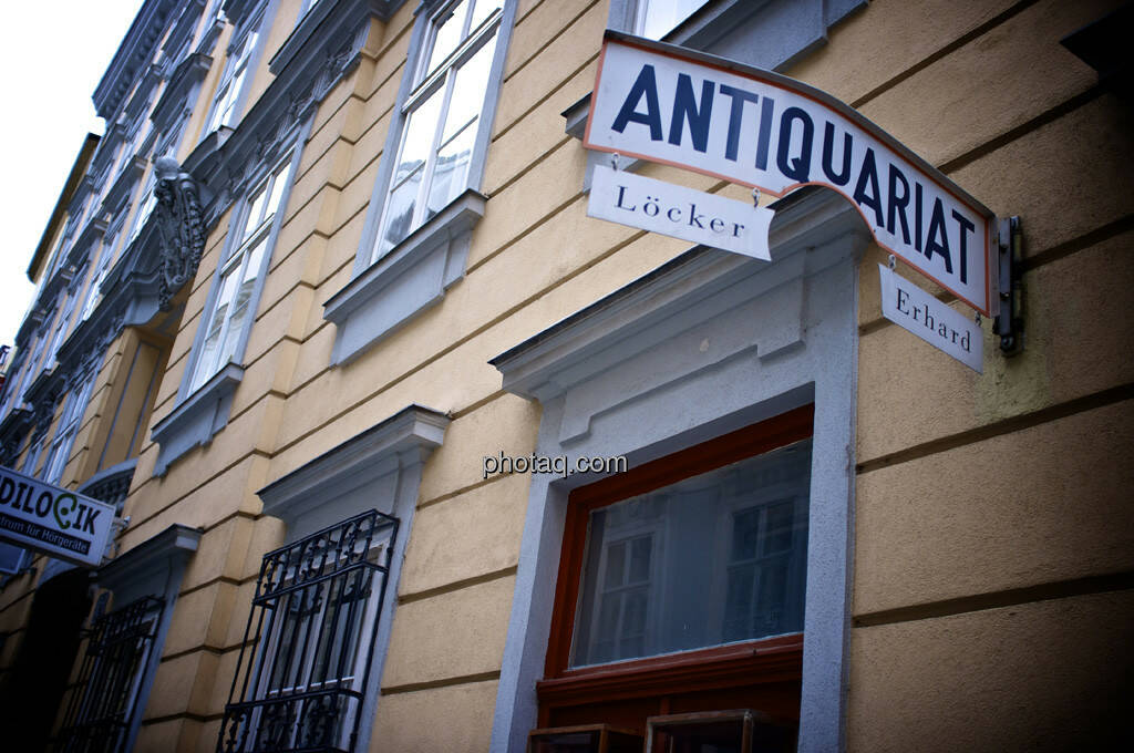 Antiquariat, Löcker (01.04.2013)