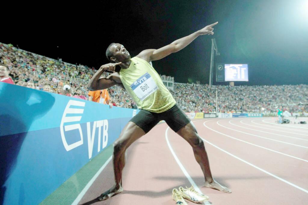 Yes Usain Bolt, <a href=http://www.shutterstock.com/gallery-1100387p1.html?cr=00&pl=edit-00>Ververidis Vasilis</a> / <a href=http://www.shutterstock.com/editorial?cr=00&pl=edit-00>Shutterstock.com</a>, Ververidis Vasilis / Shutterstock.com, yes, © shutterstock.com (04.01.2016)