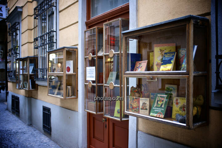 Bücher, Antiquariat