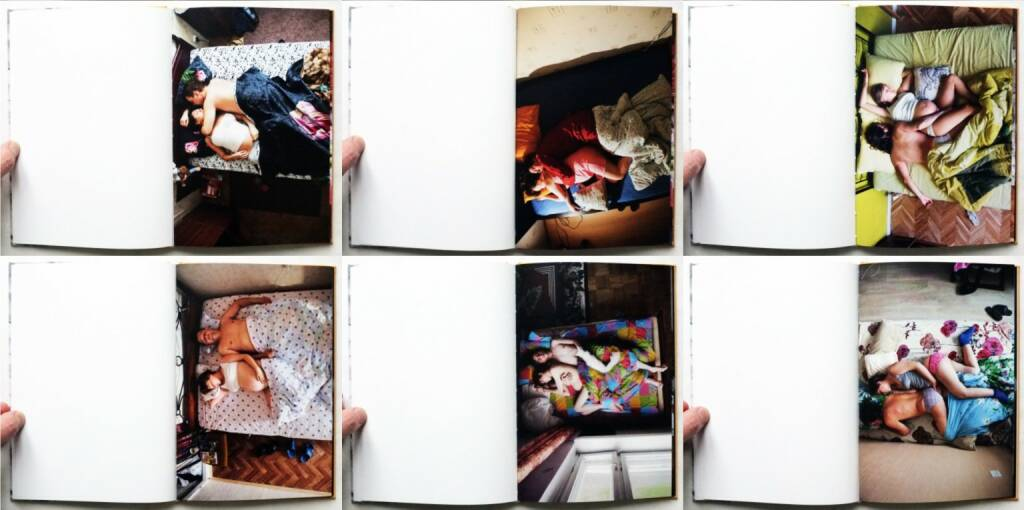 Jana Romanova - Waiting, Self published 2015, Beispielseiten, sample spreads - http://josefchladek.com/book/jana_romanova_-_waiting, © (c) josefchladek.com (05.01.2016)