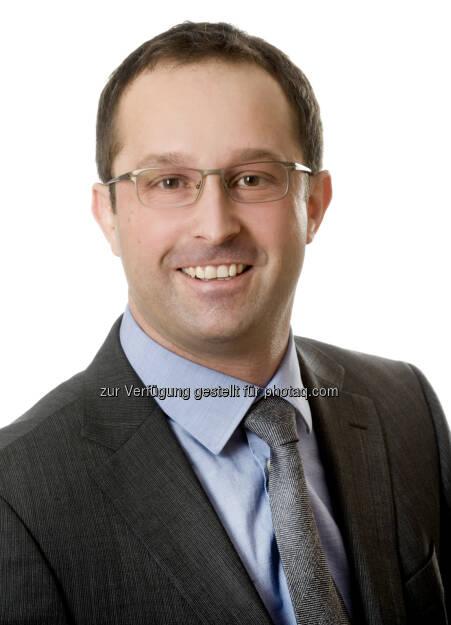 Roland Wiesmüller (42), Abteilungsleiter im Bereich Customer Relationship Management mit Fokus auf Banken, Industrie und Telekom bei der Capgemini Consulting Österreich AG (Foto: Capgemini Consulting Österreich) (15.12.2012)