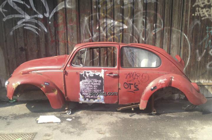 VW-Käfer, OTS