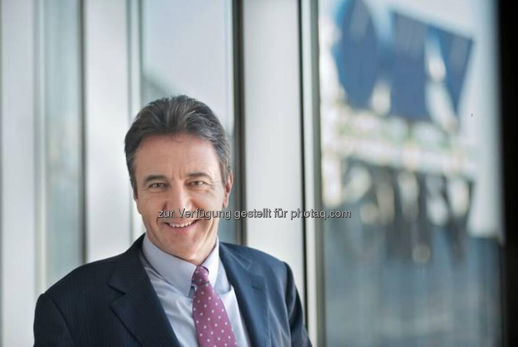 Gerhard Roiss, Vorstand OMV (2. April) - finanzmarktfoto.at wünscht alles Gute! (02.04.2013)