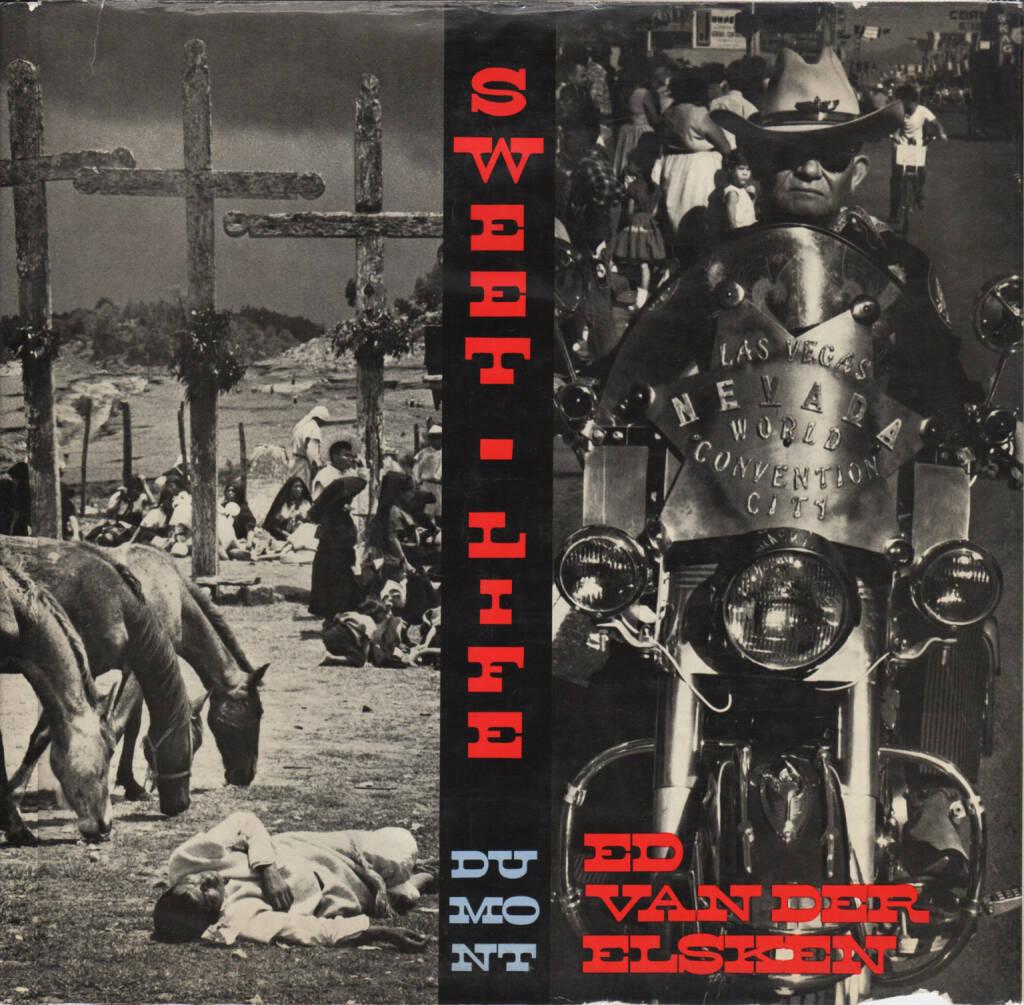 Ed Van der Elsken - Sweet Life, DuMont 1966, Cover - http://josefchladek.com/book/ed_van_der_elsken_-_sweet_life, © (c) josefchladek.com (07.01.2016)
