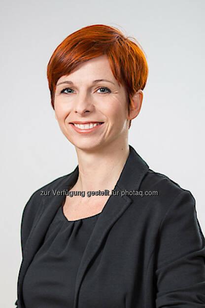 Marion Koll : Neue Kommunikationsverantwortliche bei Acredia Versicherung AG: Fotocredit: Acredia/Draper, © Aussendung (11.01.2016)