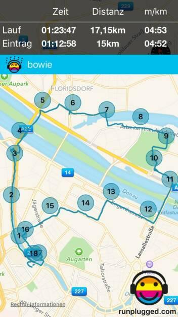 11.1. 17,15km  (11.01.2016)