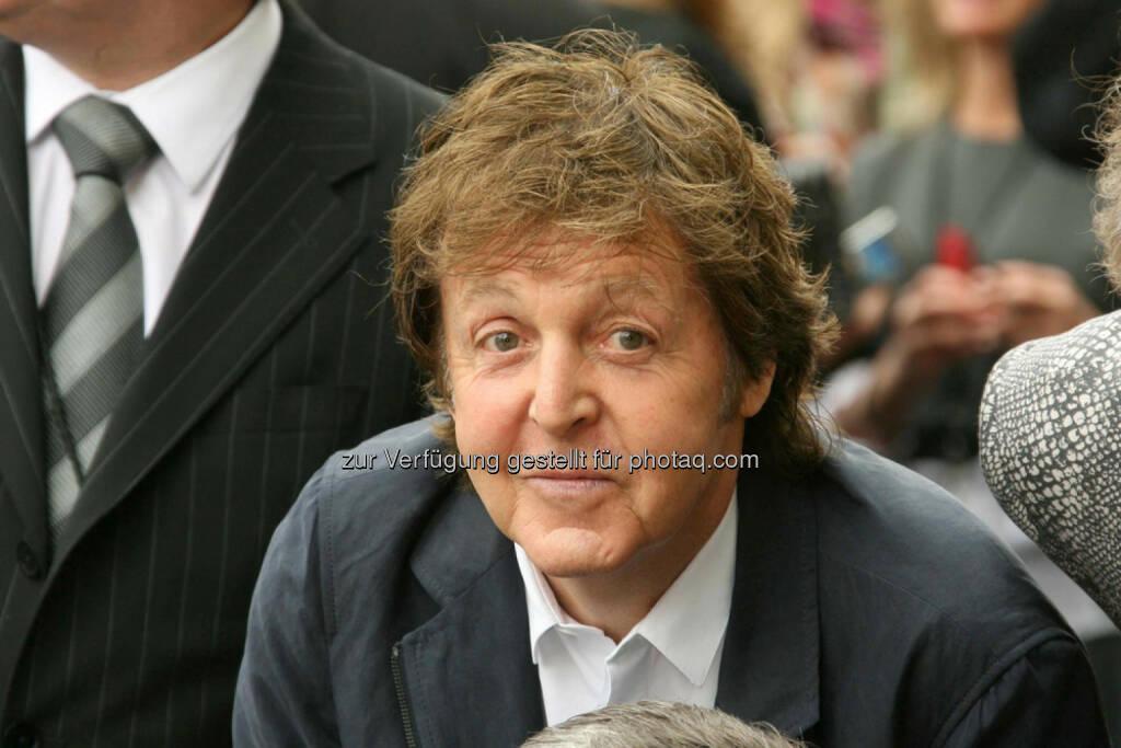 Paul McCartney, <a href=http://www.shutterstock.com/gallery-842284p1.html?cr=00&pl=edit-00>s_bukley</a> / <a href=http://www.shutterstock.com/editorial?cr=00&pl=edit-00>Shutterstock.com</a>, s_bukley / Shutterstock.com (11.01.2016)