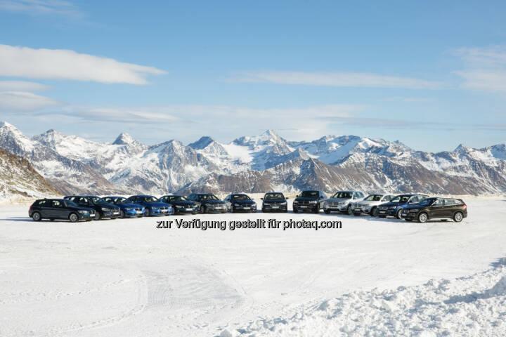 Die BMW xDrive Modellpalette : 30 Jahre BMW Allrad-Kompetenz : Vom BMW 325i Allrad zum BMW X5 xDrive40e : Fotocredit: BMW Group