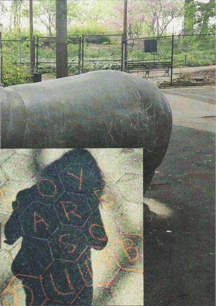 Elvira Lindo - New York: Boys are so dumb, Caravanbook 2015, Cover - http://josefchladek.com/book/elvira_lindo_-_new_york_boys_are_so_dumb, © (c) josefchladek.com (14.01.2016)