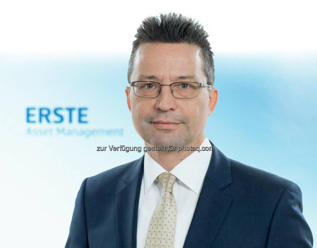 Robert Senz neuer Chef des Anleihen-Fondsmanagements der Erste Asset Management , © Aussender (15.01.2016)