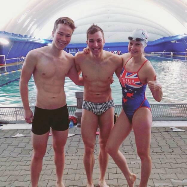 Schwimmen Australien Yes (16.01.2016)