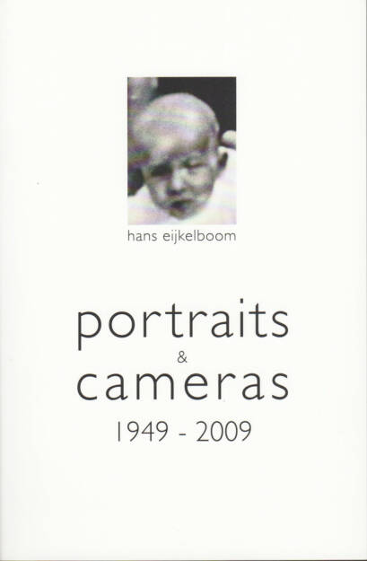 Hans Eijkelboom - Portraits and Cameras. 1949 - 2009, Self published 2009, Cover - http://www.josefchladek.com/book/hans_eijkelboom_-_portraits_and_cameras_1949_-_2009, © (c) josefchladek.com (16.01.2016)