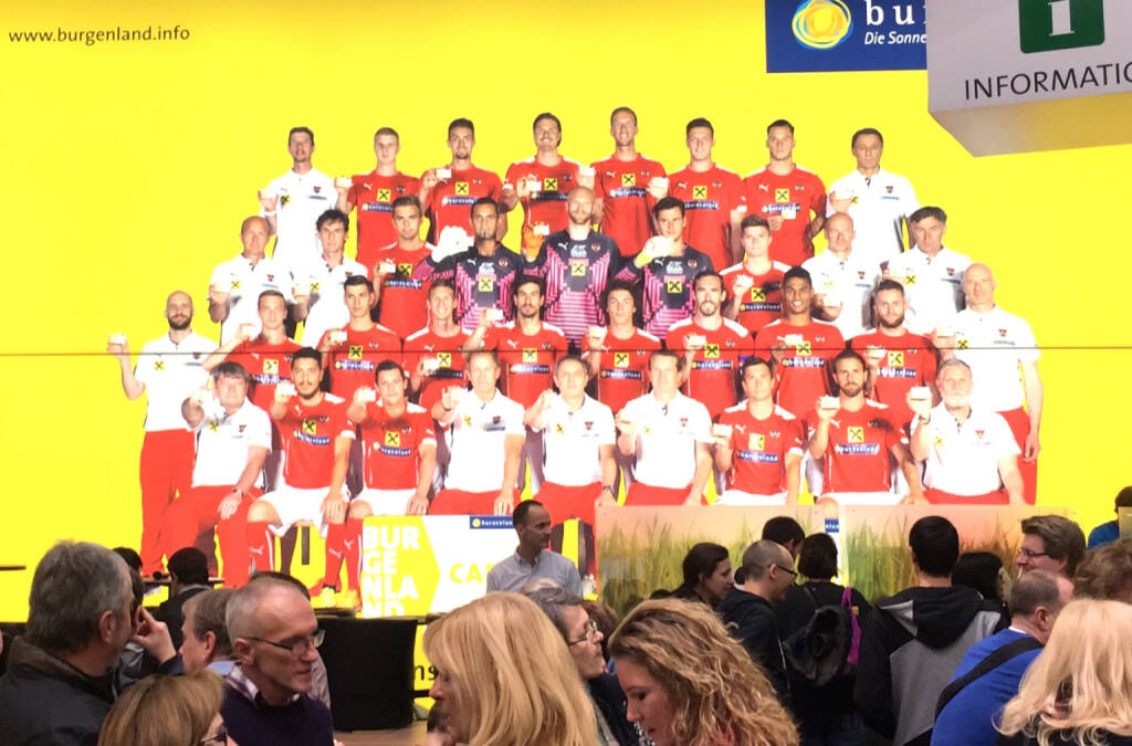 ÖFB Team Euro 2016 (17.01.2016)