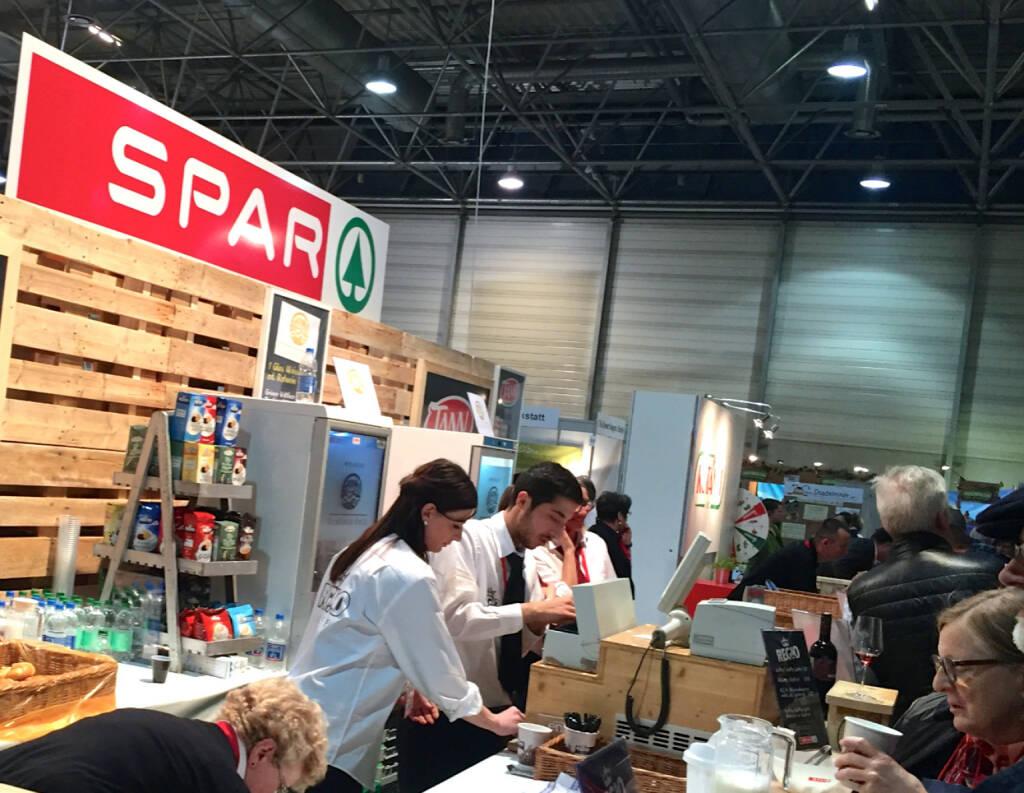 Spar - Messe Wien (17.01.2016)