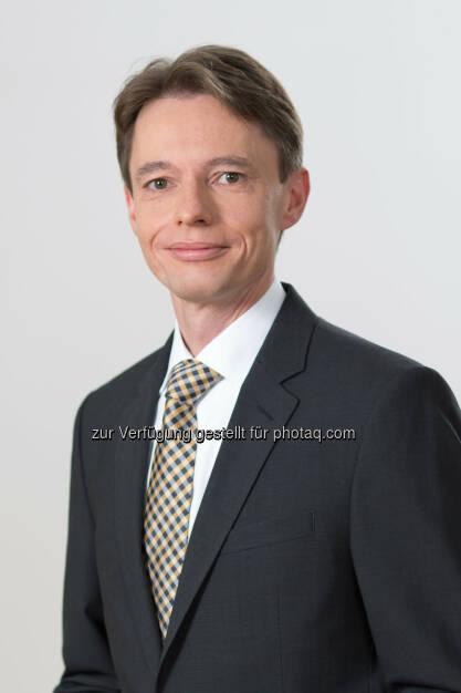 Norbert Kasehs leitet neuen Fachbereich für Product Development, Commercial Services und Reinsurance bei PRISMA Die Kreditversicherung : Fotocredit: Prisma/Draper, © Aussendung (18.01.2016)