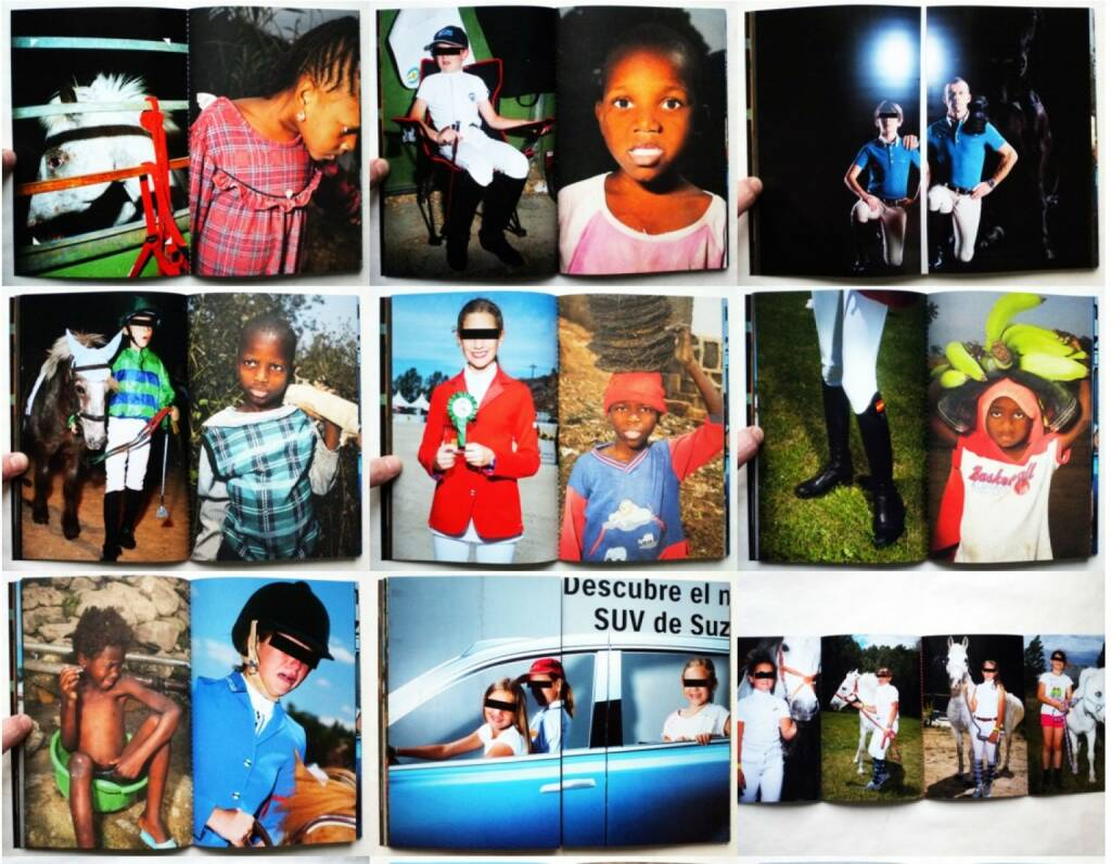 Vicente Paredes - Pony Congo, This Book Is True 2015, Beispielseiten, sample spreads - http://www.josefchladek.com/book/vicente_paredes_-_pony_congo, © (c) josefchladek.com (20.01.2016)