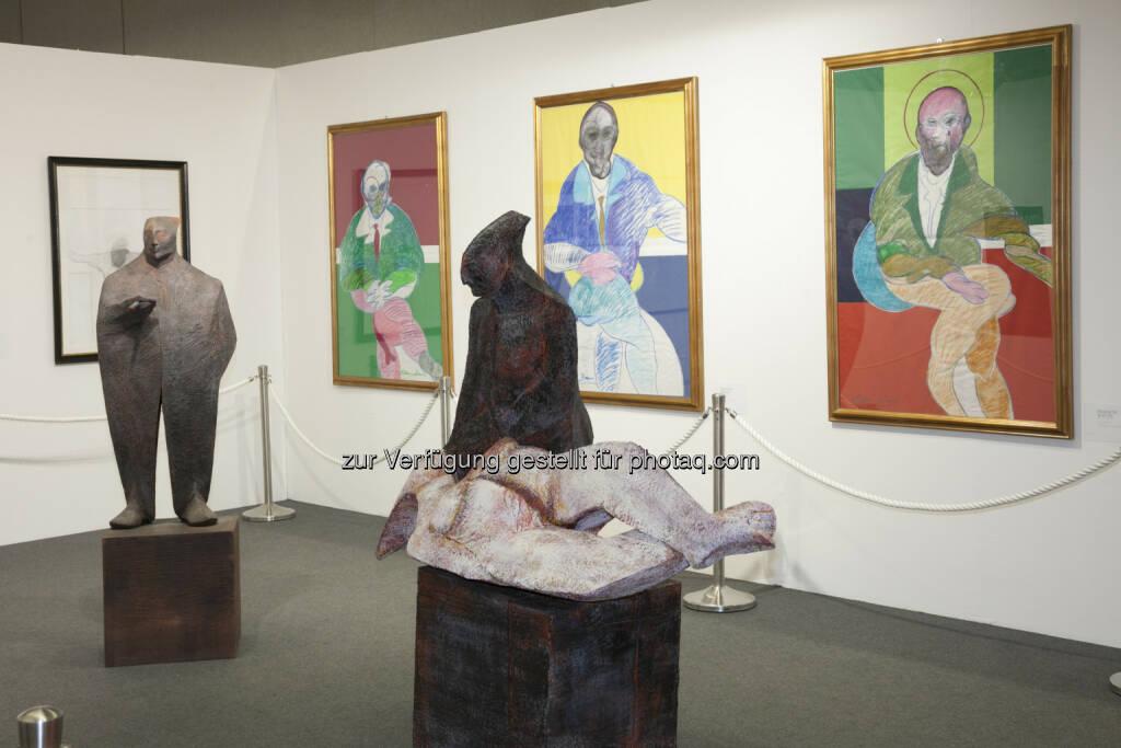 ART Innsbruck von 28.-31.01.2016 : Vorfreude auf eine zweite Kunstmesse : 20-Jahr-Jubiläum mit ART Innsbruck im Doppelpack : Ab 2017 neu: ART Innsbruck Complementary : Fotocredit: ART Innsbruck/Die Fotografen , © Aussendung (22.01.2016)
