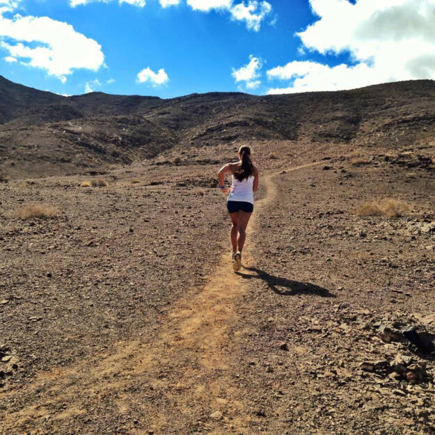 Berglauf, Trailrun, hinauf, aufwärts, Monika Kalbacher, © Diverse  (23.01.2016)