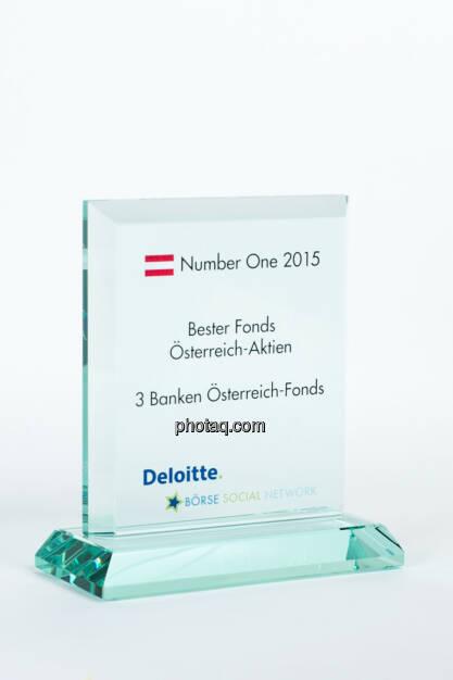 Bester Fonds Österreich-Aktien 3 Banken Österreich-Fonds, © photaq/Martina Draper (27.01.2016)