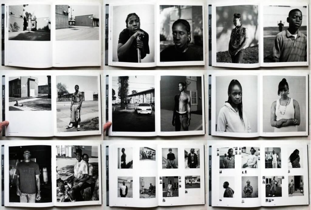 Dana Lixenberg - Imperial Courts 1993-2015, Roma Publications 2015, Beispielseiten, sample spreads - http://josefchladek.com/book/dana_lixenberg_-_imperial_courts_1993-2015, © (c) josefchladek.com (27.01.2016)
