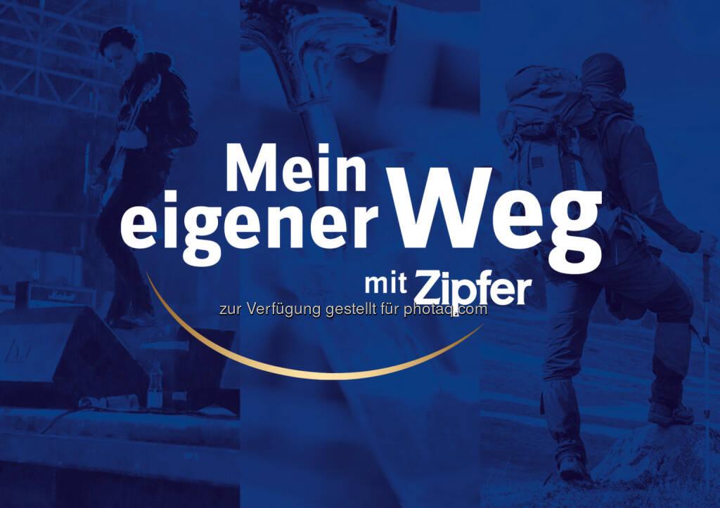 Zipfer geht seinen eigenen Weg : Mit Zipfer 50.000 Euro Unterstützung für Traumprojekt gewinnen Eine Marke auf ihrem eigenen Weg begleitet auch andere bei mutigen Schritten : Zipfer jetzt die Österreicher auf, ihren Traum umzusetzen – und schreibt einen Wettbewerb aus, bei dem eine großzügige Projektunterstützung auf den Gewinner wartet : Fotocredit: Brau Union Österreich, © Aussendung (27.01.2016)