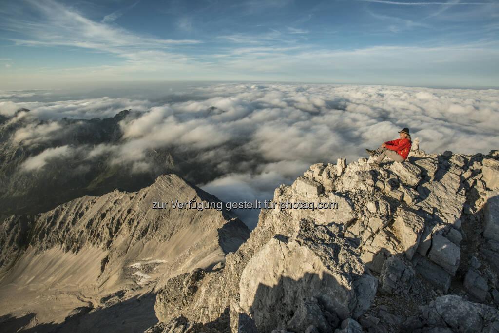Heinz Zak, Kletterer und Bergfotograf : Stargast beim Edelweiß-Bergfilmfestival 2016 der Naturfreunde Österreich : Fotocredit: Heinz Zak, © Aussendung (28.01.2016)