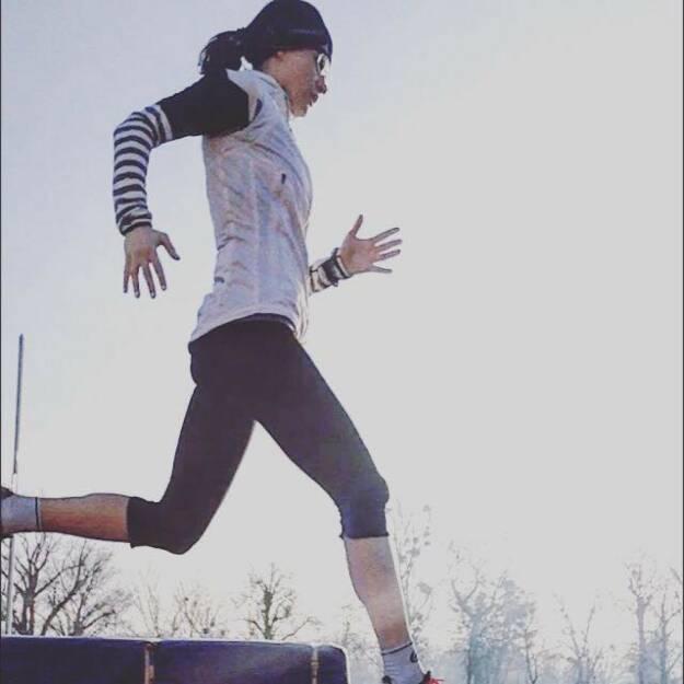 Running Laufen Tempo (28.01.2016)