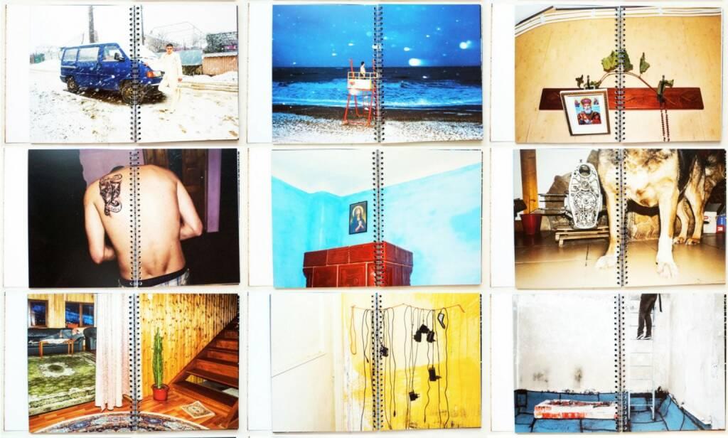 Cedric Van Turtelboom - Noroc, Self published 2015, Beispielseiten, sample spreads - http://josefchladek.com/book/cedric_van_turtelboom_-_noroc, © (c) josefchladek.com (29.01.2016)
