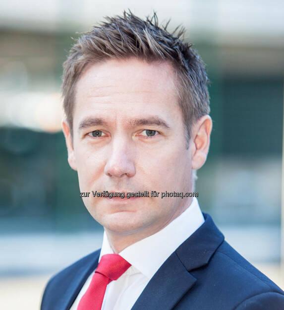 """Jens Ritter : Neuer Leiter Operations bei Austrian Airlines : Jens Ritter ab 1. Februar 2016 neuer """"Accountable Manager"""" : Fotocredit: Lufthansa Bildarchiv, © Aussendung (01.02.2016)"""