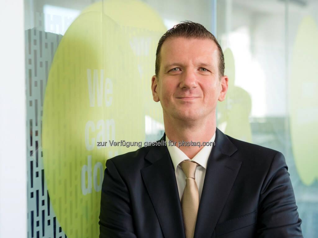 Markus Weigl neuer Managing Director bei Bisnode in Österreich : Fotocredit: Bisnode D&B Austria GmbH/Zach-Kiesling, © Aussendung (01.02.2016)