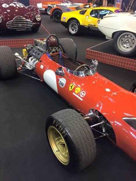 Ferrari, © Heinz Swoboda (02.02.2016)