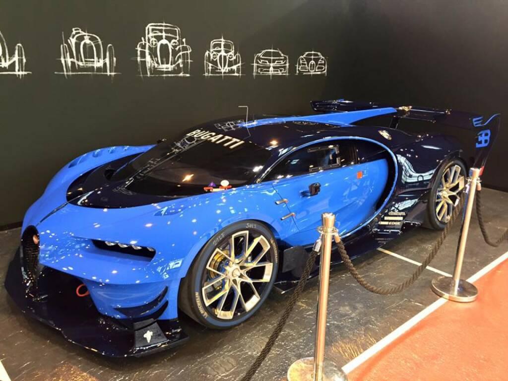 Bugatti, © Heinz Swoboda (02.02.2016)