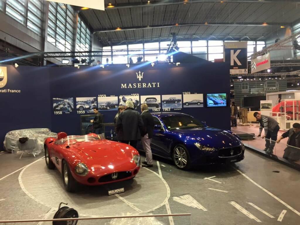 Maserati, © Heinz Swoboda (02.02.2016)