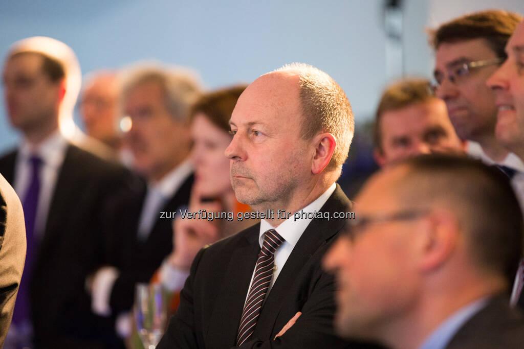 Willy van Riet (Wienerberger), © Franz Reiterer für den Börse Express (mit freundlicher Genehmigung vom Börse Express) (05.04.2013)