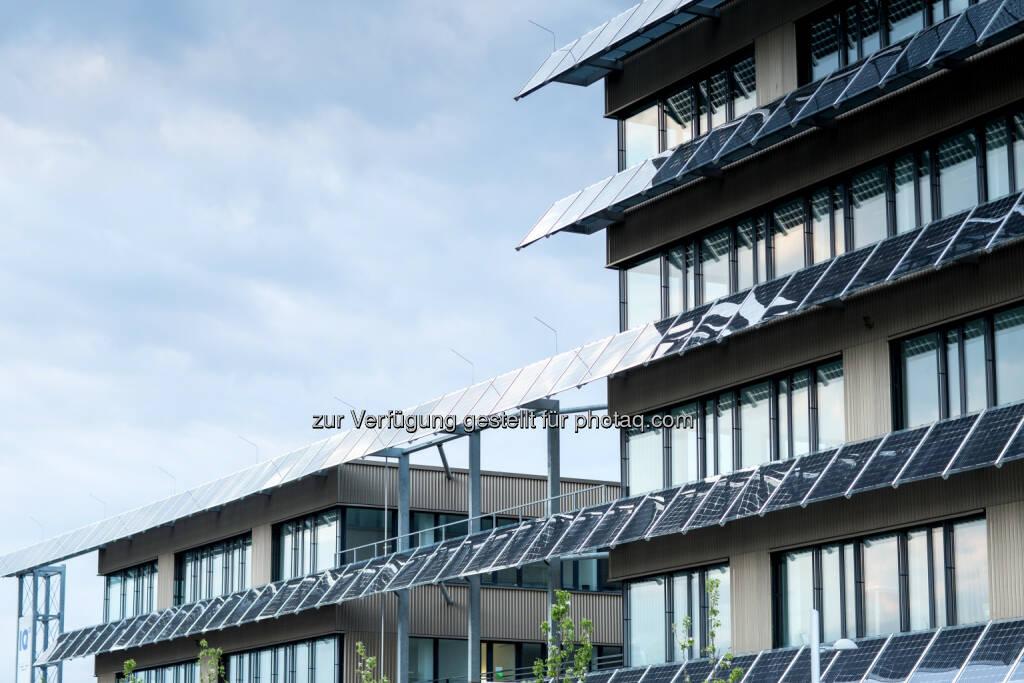 Photovoltaikanlage: Neues Serviceangebot: UFH Holding GmbH sammelt und entsorgt ab Jänner 2016 auch defekte Photovoltaikmodule : Fotocredit: FEEI/Ian Ehm, © Aussender (04.02.2016)