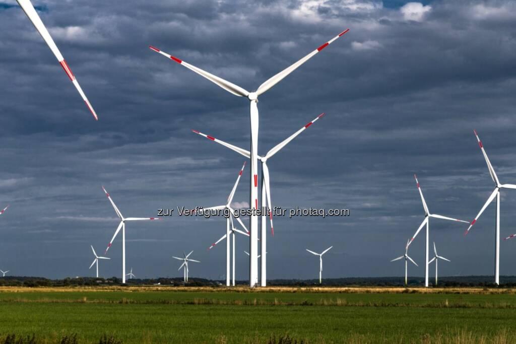 Windanlagen : Siemens liefert 56 direkt angetriebene Windturbinen für zwei irische Projekte : Die Siemens D3-Plattform ist erste Wahl für die Windparkprojekte Cloosh Valley und Sliabh Bawn in Irland : Fotocredit :  Siemens, © Aussendung (04.02.2016)