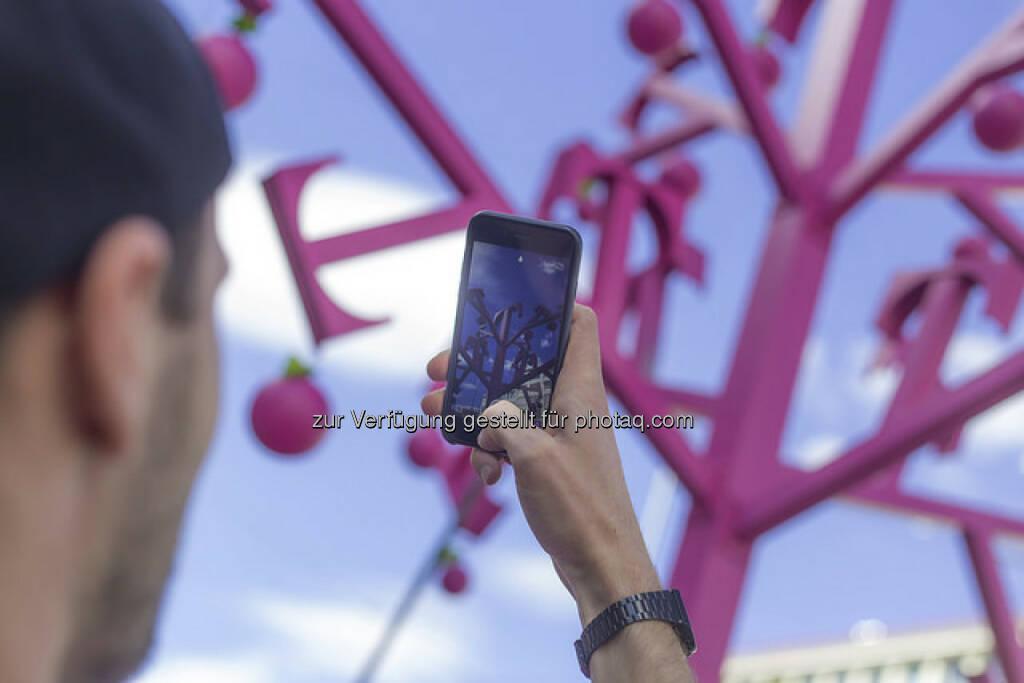 Deutsche Telekom, Mutter von T-Mobile Austria, erreicht mit 33,19 Milliarden US-Dollar den höchsten Markenwert ihrer Geschichte : Fotocredit: T-Mobile, © Aussender (05.02.2016)