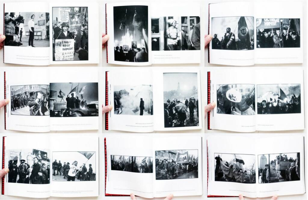 Igor Mukhin - Resistance. Lost in Translation, Self published 2015, Beispielseiten, sample spreads - http://josefchladek.com/book/igor_mukhin_-_resistance_lost_in_translation, © (c) josefchladek.com (07.02.2016)