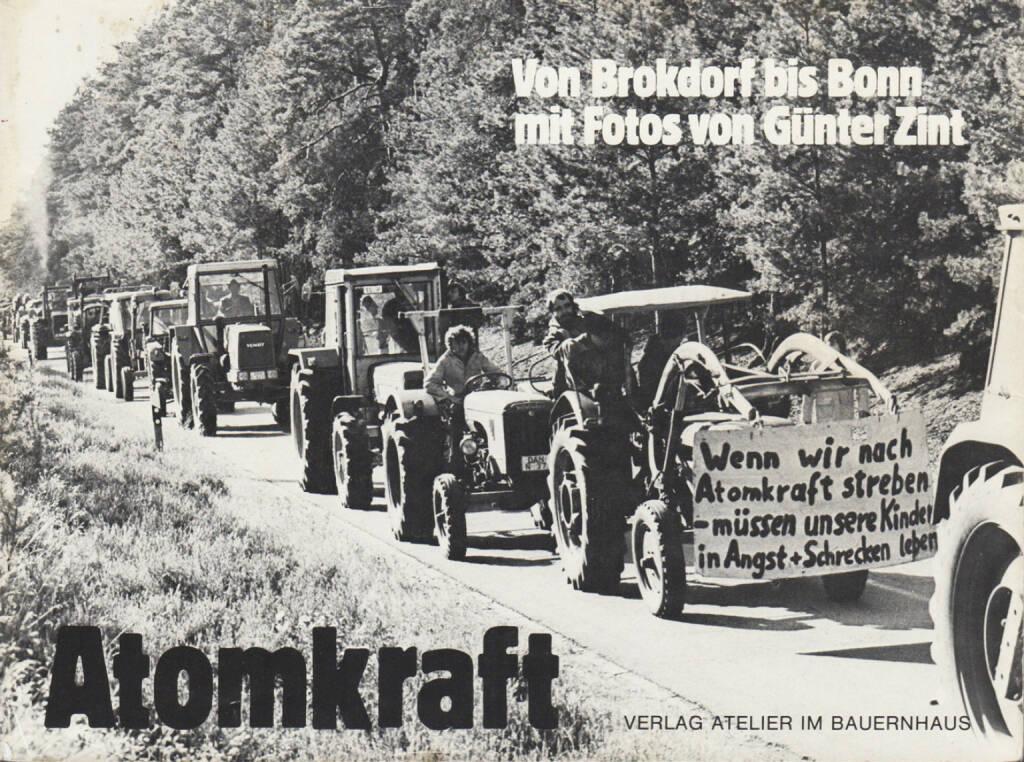 Günter Zint, Claus Lutterbeck - Atomkraft, Atelier im Bauernhaus 1977, Cover - http://josefchladek.com/book/zint_gunter_lutterbeck_claus_-_atomkraft, © (c) josefchladek.com (07.02.2016)