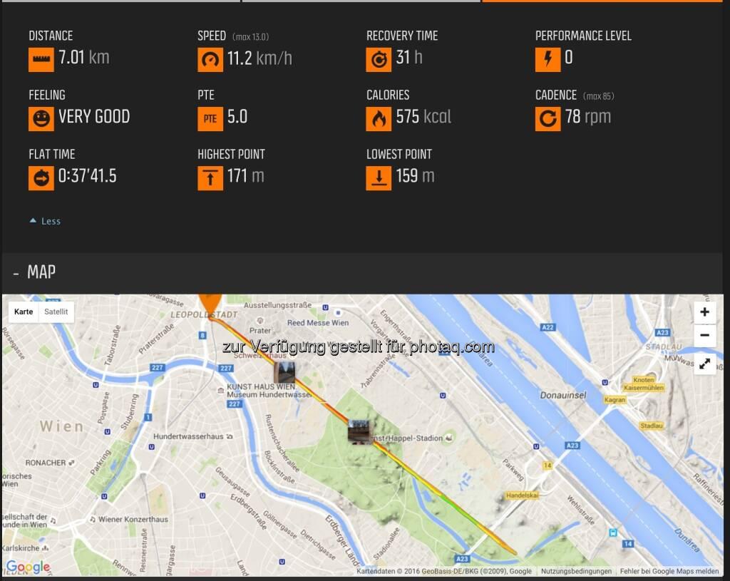 Map von der Aktivität am 07.02.2016 11:03 (Josef Chladek) (07.02.2016)