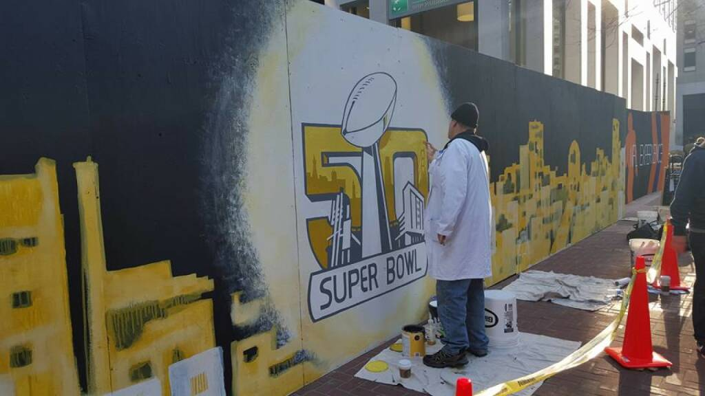 Super Bowl 50 by Nina Haas, © Aussendung (08.02.2016)