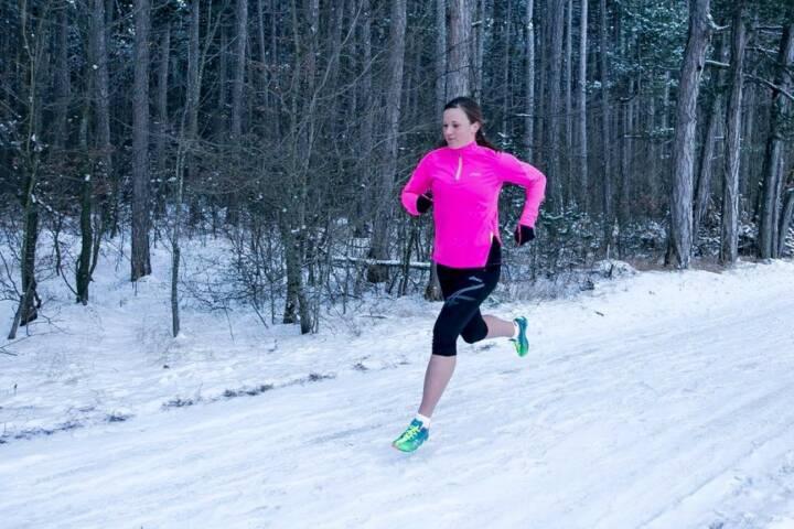 Winterlauf Schnee by https://www.facebook.com/sabine.pata.fotografie