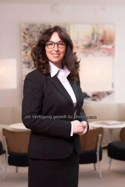 Gudrun M. Matitz leitet Privatkundengeschäft der BKS Bank : Fotocredit: BKS Bank/Koenig@Helge Bauer, © Aussendung (15.02.2016)