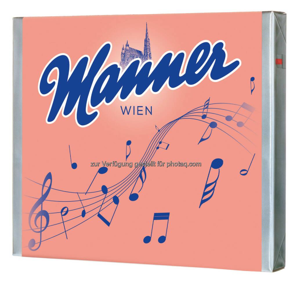 Klingende Schnitte - Sound Branding : So klingt Manner:: Neues Soundlogo für Manner : Fotocredit: Manner, © Aussender (18.02.2016)