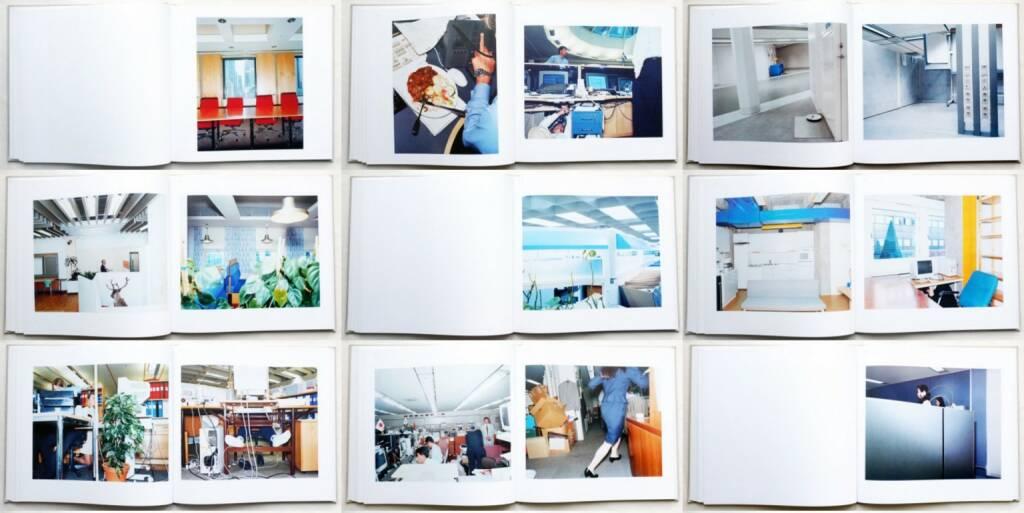 Lars Tunbjörk - Office / Kontor / オフィス, Journal 2002, Beispielseiten, sample spreads - http://josefchladek.com/book/lars_tunbjork_-_office_kontor, © (c) josefchladek.com (20.02.2016)